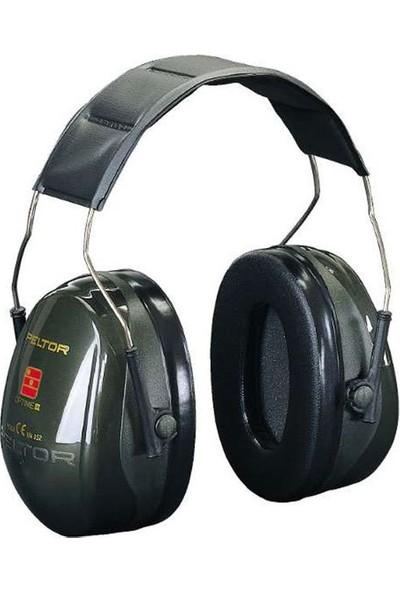 3M H520A-407-Gq Optime-Iı Başbantlı Kulaklık