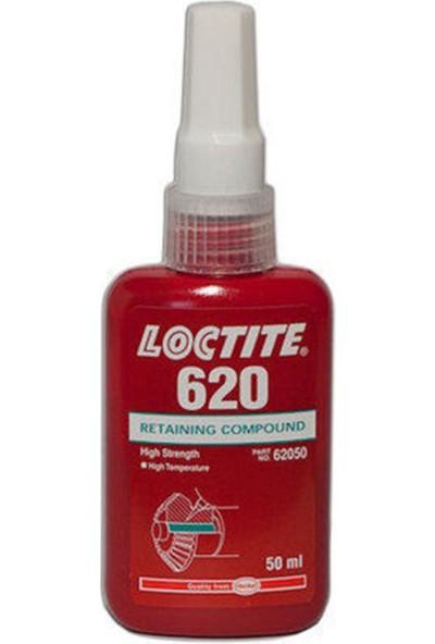 Loctite 620 Sıkı Geçme Yüksek Isı 50Ml