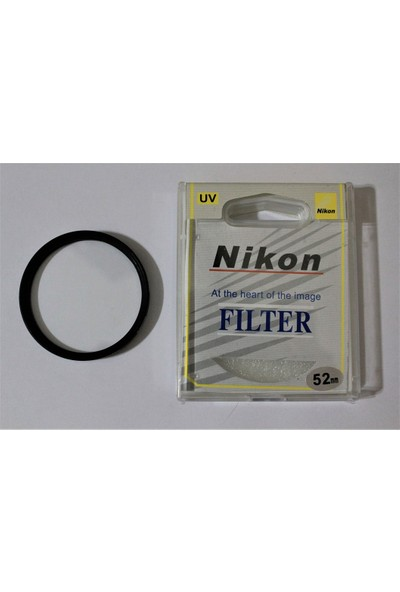 Nikon 52Mm Uv Filtre 18 - 55 Mm