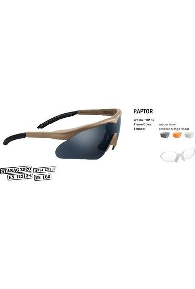 Swıss 10162 Max Pro Set Raptor Gözlük