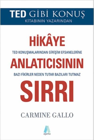 Hikaye Anlatıcısının Sırrı - Carmine Gallo