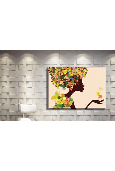 Pia Hediyelik Kanvas Tablo African Modelleri