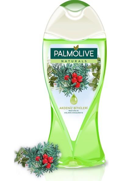 Palmolive Duş Jeli Akdeniz Bitkileri Yeşil 500 ml