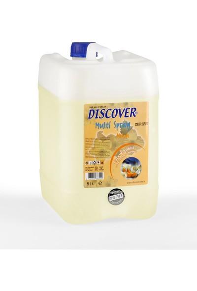 Discover Gold Multi Sprey Likit Oda Spreyi 5 Lt Melon