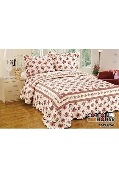 Cotton House Açelya Tek Kişilik Yatak Örtüsü