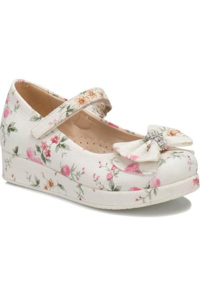 Seventeen Bamby Bej Kız Çocuk Ayakkabı