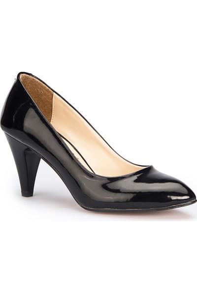 Polaris 71.309022Rz Siyah Kadın Ayakkabı