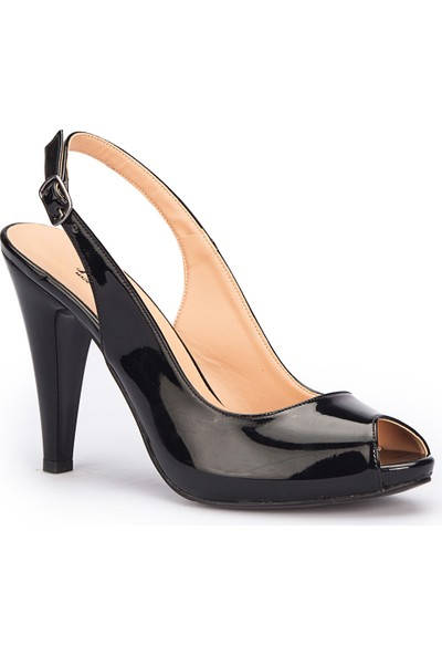 Polaris 71.309826.Z Siyah Kadın Ayakkabı
