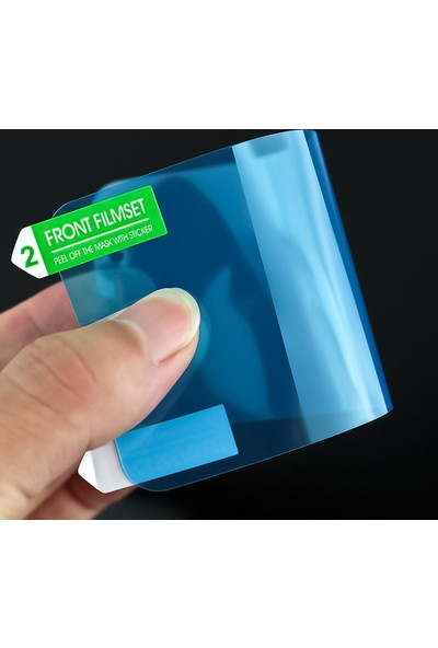 Microsonic General Mobile GM5 Plus Nano Cam Ekran koruyucu film