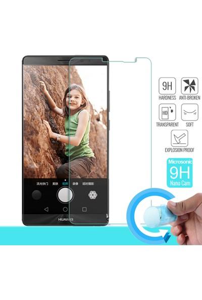 Microsonic Huawei Mate 8 Nano Cam Ekran koruyucu film