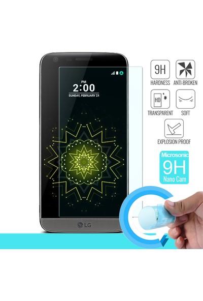 Microsonic LG G5 Nano Cam Ekran koruyucu film
