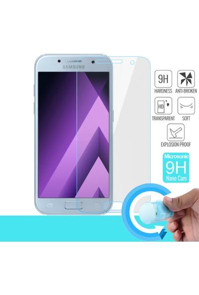 Microsonic Samsung Galaxy A3 2017 Nano Cam Ekran koruyucu film