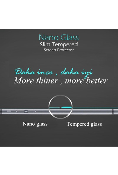 Microsonic Samsung Galaxy S3 Nano Cam Ekran koruyucu film