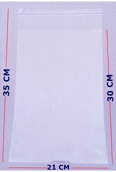 Ergün Kendinden Yapışkanlı Jelatin Poşet Şeffaf 21X35 Cm
