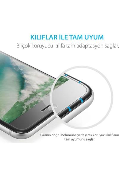 Anker GlassGuard iPhone 7 Plus - 8 Plus Temperli Cam