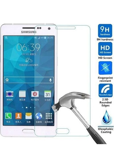 Syrox Samsung S5 Mini Ekran Koruyucu