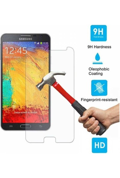 Syrox Samsung Note 4 Ekran Koruyucu