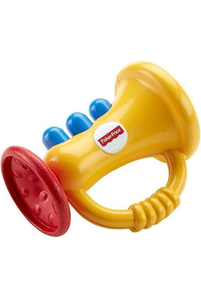 Fisher Price Trompet Çıngırak Drf17