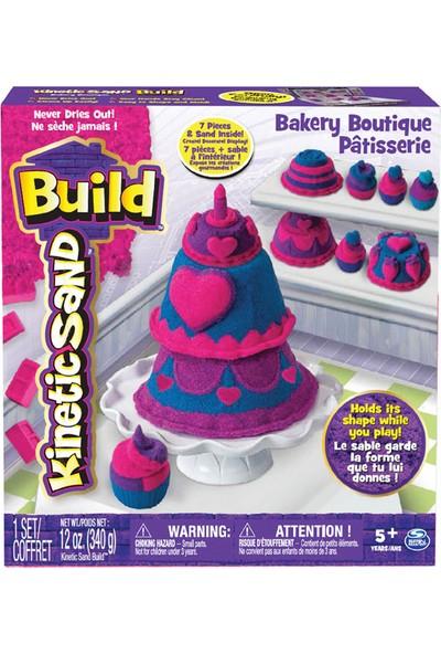 Kinetic Sand Build Pasta Yapım Seti 71427B