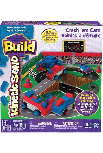 Kinetic Sand Build Çarpışan Arabalar Set 71427