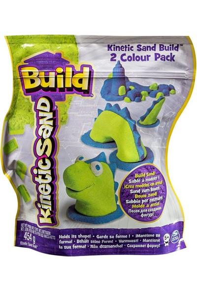 Kinetic Sand Build İki Renk 71428