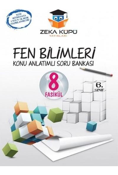 Zeka Küpü Yayınları 6. Sınıf Fen Bilimleri Soru Bankası Fasikül