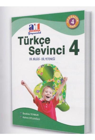 A1 Yayıncılık 4. Sınıf Türkçe Sevinci