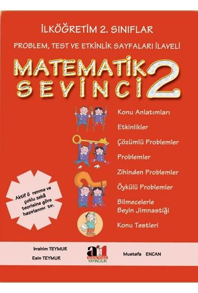 A1 Yayıncılık 2. Sınıf Matematik Sevinci