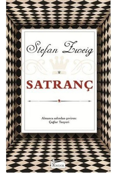 Satranç (Bez Ciltli) - Stefan Zweig
