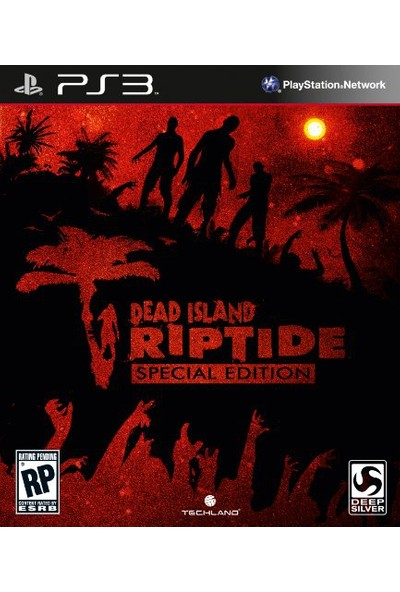 Dead İsland Riptide Special Edition Ps3