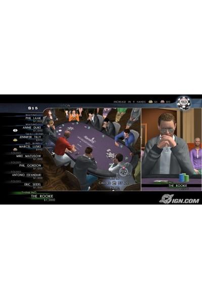 World Series Of Poker 2008 Battle For The Bracelets Ps3