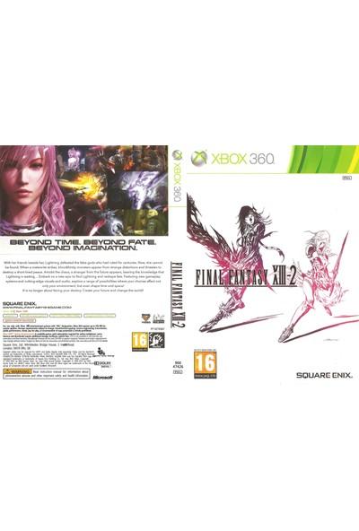Final Fantasy Xııı-2 Xbox 360