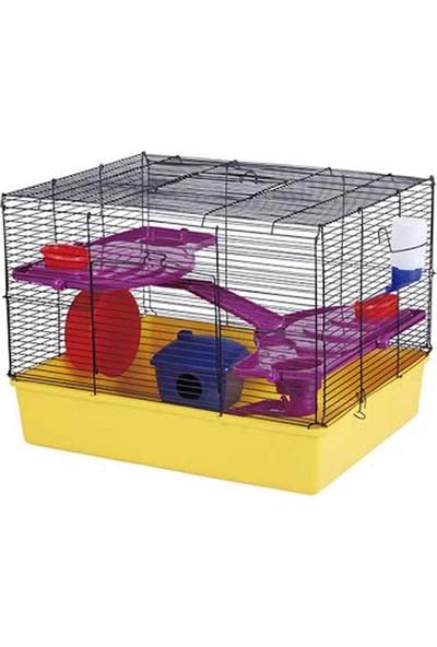 Pawıse Hamster Kafesi 41X30X37 Cm