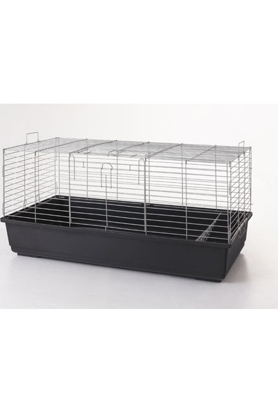 Qh Pet Cage Tavşan Kafesi 100X52X40