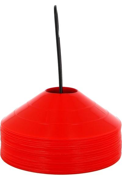Selex 40'Lı Çanak Set Mini Kırmızı 85CAN01-KR