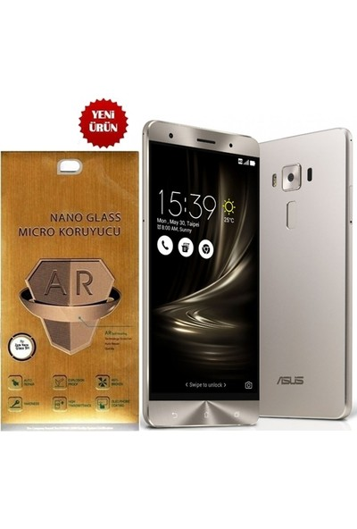 Tg Asus Zenfone 3 Ze552Kl Nano Cam Ekran Koruyucu