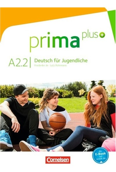 Prima Plus A2-2 A2 Deutsch Für Jugendliche