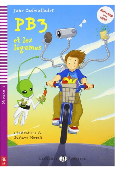 Young Eli Readers Pb3 Et Les Legumes