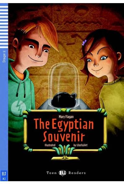The Egyptian Souvenir Level 2 / Mary Flagan