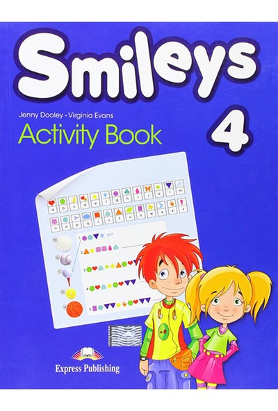 Smileys 4 Activity Book