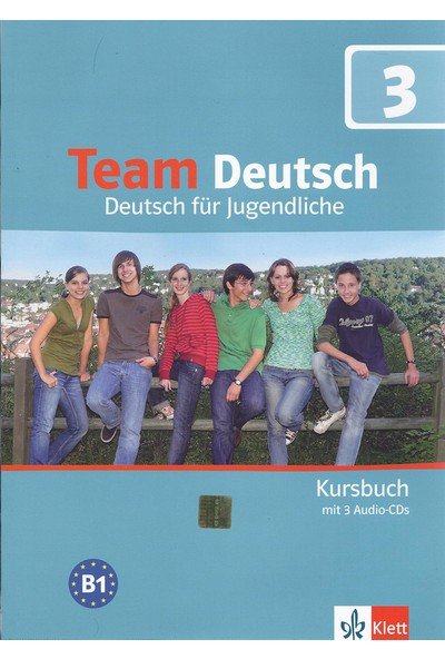 Team Deutsch 3 Kursbuch B1