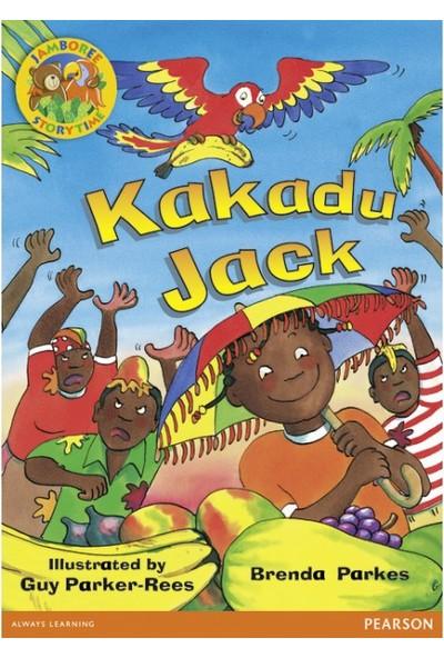 Jamboree Kakadu Jack Little Book