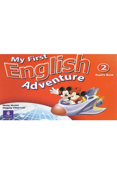 My First English Adventure 2 Pupils Book