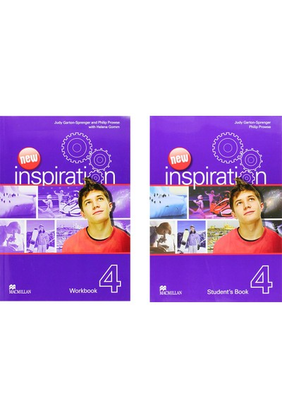 İnspriration 4 Students Book And Workbook