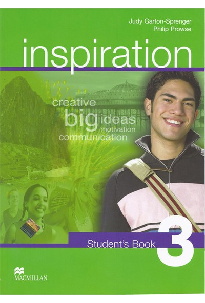 Inspiration Students Book 3