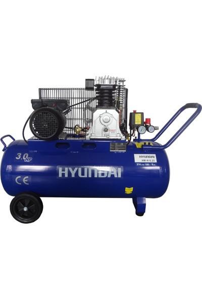 Hyundai HM-H.025 Kompresör 3Hp, 100Lt