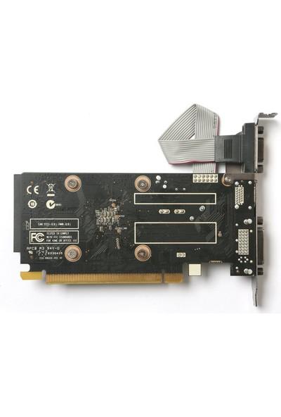 Zotac Nvidia Geforce GT 710 1GB 64Bit (DX12) PCI-E 2.0 Ekran Kartı ZT-71301-20L