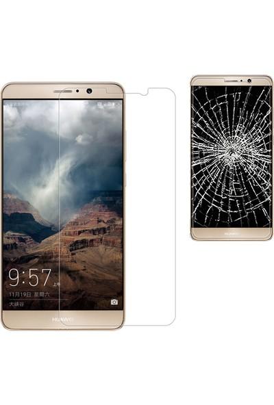 Microcase Huawei Mate 9 Tempered Glass Cam Ekran Koruma