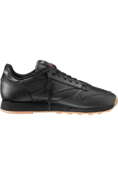 Reebok Siyah Unisex Ayakkabısı R49800 Classic Leather