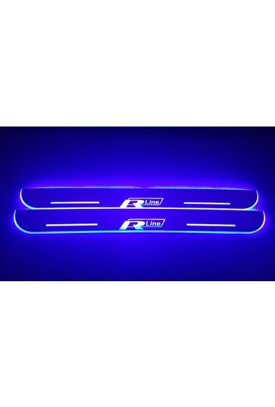 Boostzone Rline Işıklı Kapı Eşiği 2Li